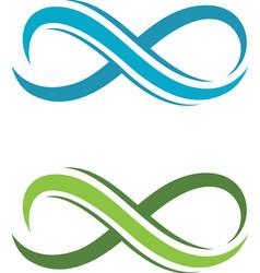 Infinity Design Infinity logo Logo template vector