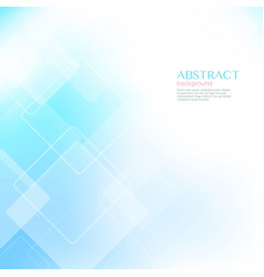 abstract background with rhombus shapes vector image vector image