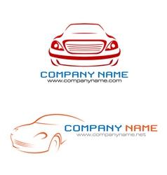 Car company logo vector