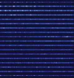 Classic blue spliced broken pixel texture vector
