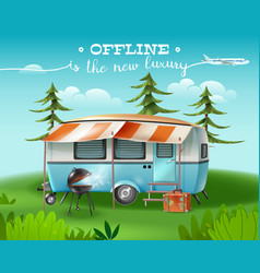 Into the wild background vector