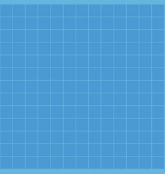 seamless square pattern - simple grid design vector image
