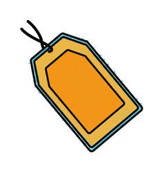 Tag icon image vector
