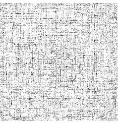 Black grunge overlay background vector