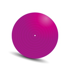 Fitball icon vector
