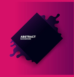 trendy abstract background composition of vector image