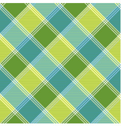 Lite color check tablecloth seamless pattern vector