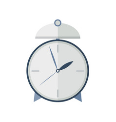 mechanical watches alarm clock vector image