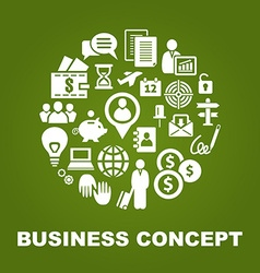 BusinessWorld vector image