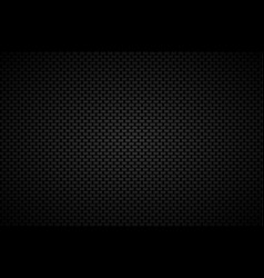 black abstract background with grey rectangles vector image