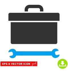 Toolbox Eps Icon vector image vector image