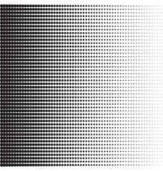 Dots Halftone Pattern vector image