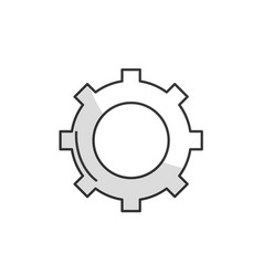Line technology web tools symbol icon vector