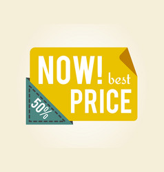 Now best price 50 off on vector
