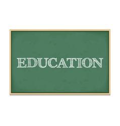 Education vector image vector image