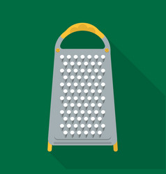 Design grater and flatware symbol vector