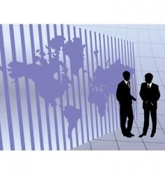 International business vector