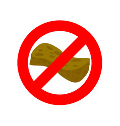 stop old sponge it is forbidden to use sponge for vector image