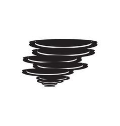 Storm logo vector