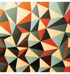 diamond shaped pattern abstract vector image vector image