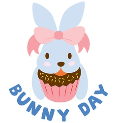 Bunnyday vector