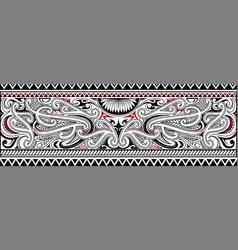 Decorative arm band vector
