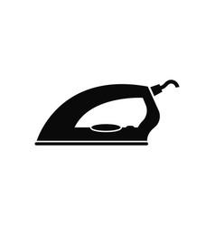 iron cloth icon design template vector image