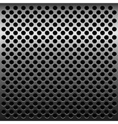 titan metallic texture for design vector image
