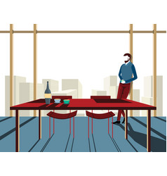 Daily life vector