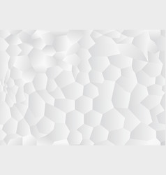 white background with kin texture bubbles vector image
