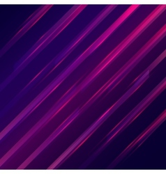 Straight lines vector image