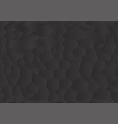 Black background bubble textured web vector