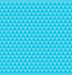 geometric background - seamless triangle vector image