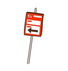 A sign vector
