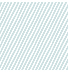Retro seamless pattern with painted stripes vector image