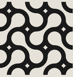 seamless geometric pattern - stylish vector image