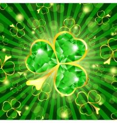 Saint Patrick's holiday vector image