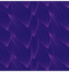 string pattern lines vector image