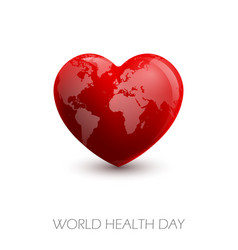 health day vector image