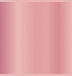 Pink gold gradient background and silver glitter vector