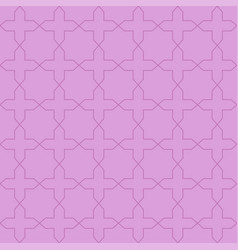 seamless stylish pattern - colorful design vector image
