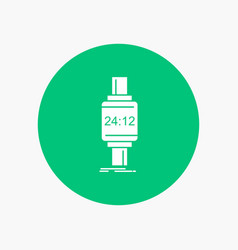 Smart watch smartwatch watch apple android white vector