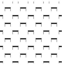 Desk pattern vector