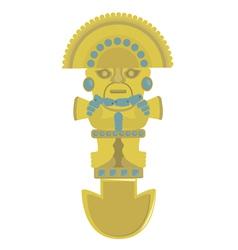 Incas vector image
