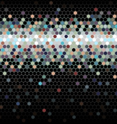 Abstract background Dots vector
