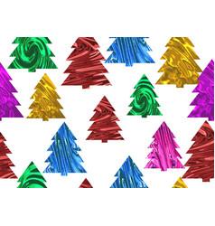 christmas shiny texture vector image