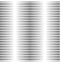 horizontal lines repeatable geometric pattern vector image
