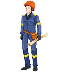 An engineer vector