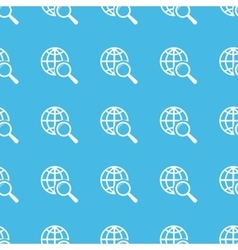 Global search straight pattern vector