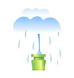 Icon sprinkler vector